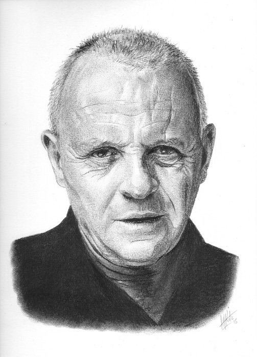 Anthony Hopkins par ARitz